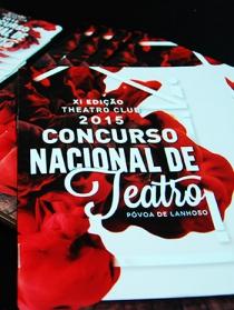 Concurso Nacional de Teatro 2015